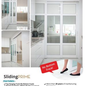 Kitchen Sliding Door Laminated Glass Reliance Home