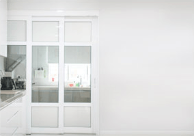 Kitchen Sliding Door