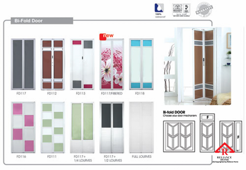Pleasant Bifold Door Reliance Homereliance Home Beutiful Home Inspiration Ommitmahrainfo