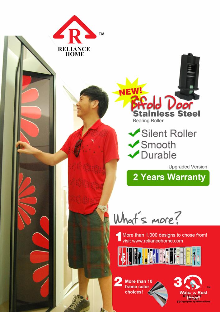 Reliance Home Bifold Door-55