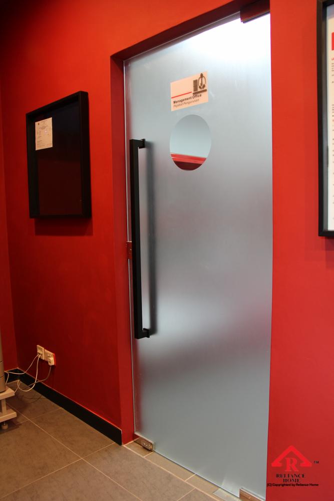 Reliance Home VVP glass door-14