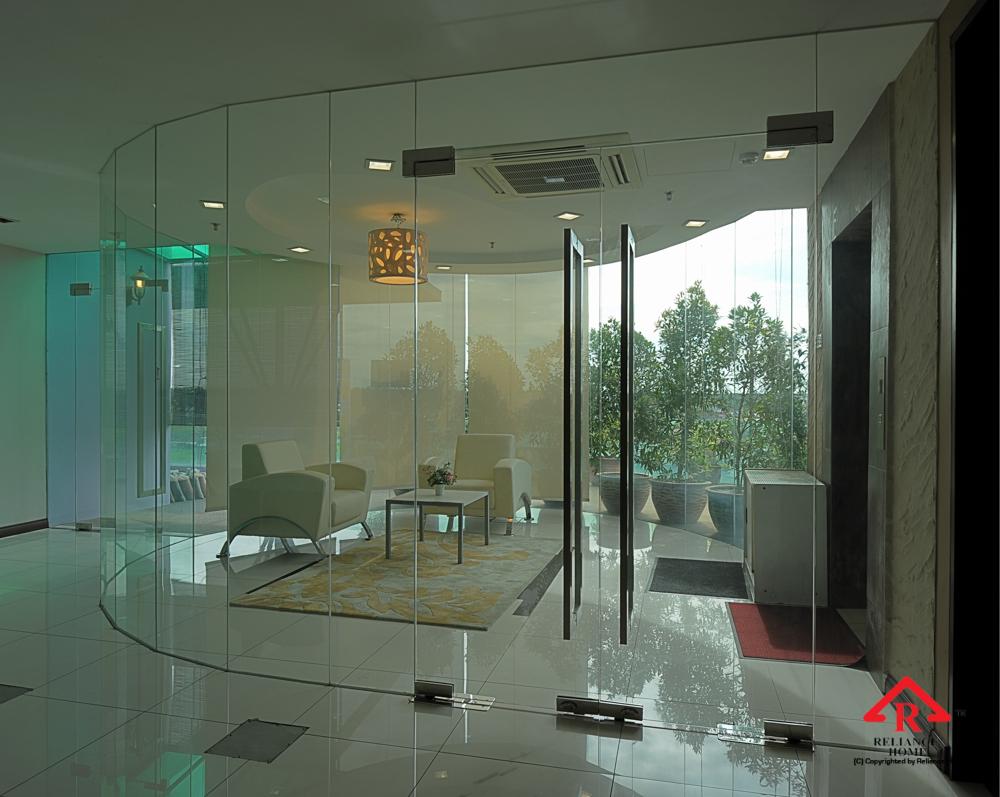 Reliance Home VVP glass door-8