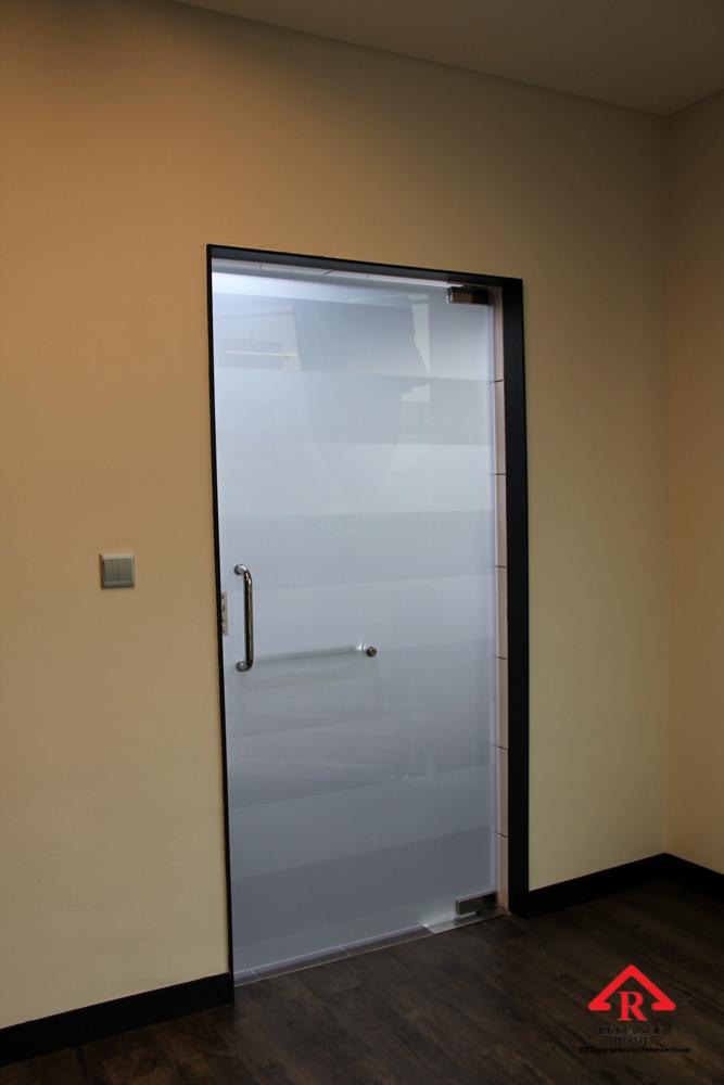 Reliance Home VVP glass door-9