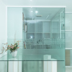 Reliance Home auminum glass partition-22