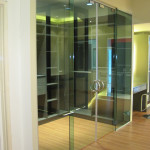 Reliance Home auminum glass partition-4