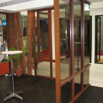 Reliance Home auminum glass partition-6