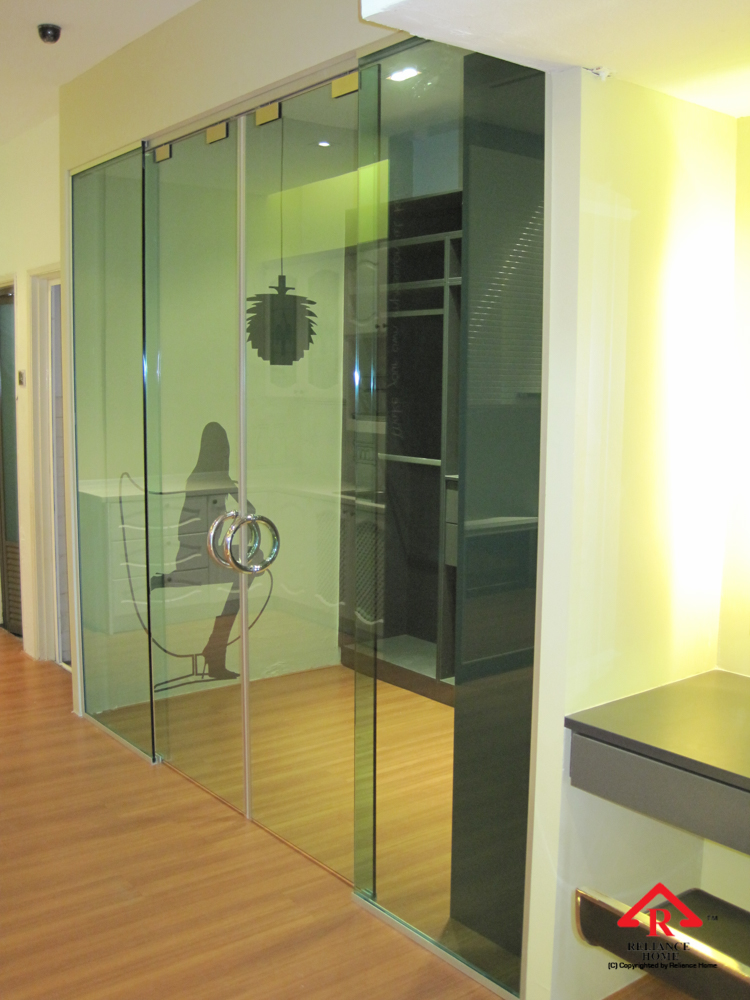 Reliance Home glass partition-10