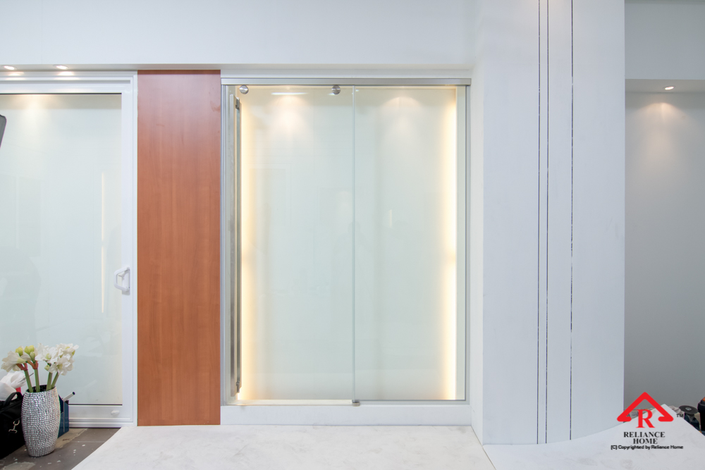 Reliance Home glass partition-34