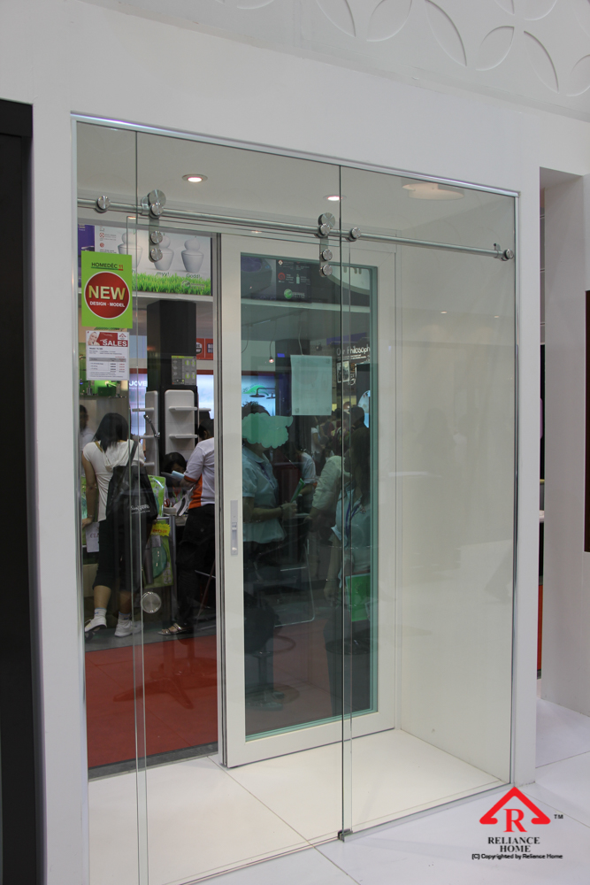 Reliance Home glass partition-7
