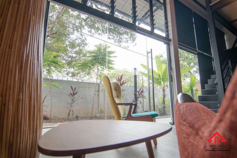 Reliance Home glass swing door-19