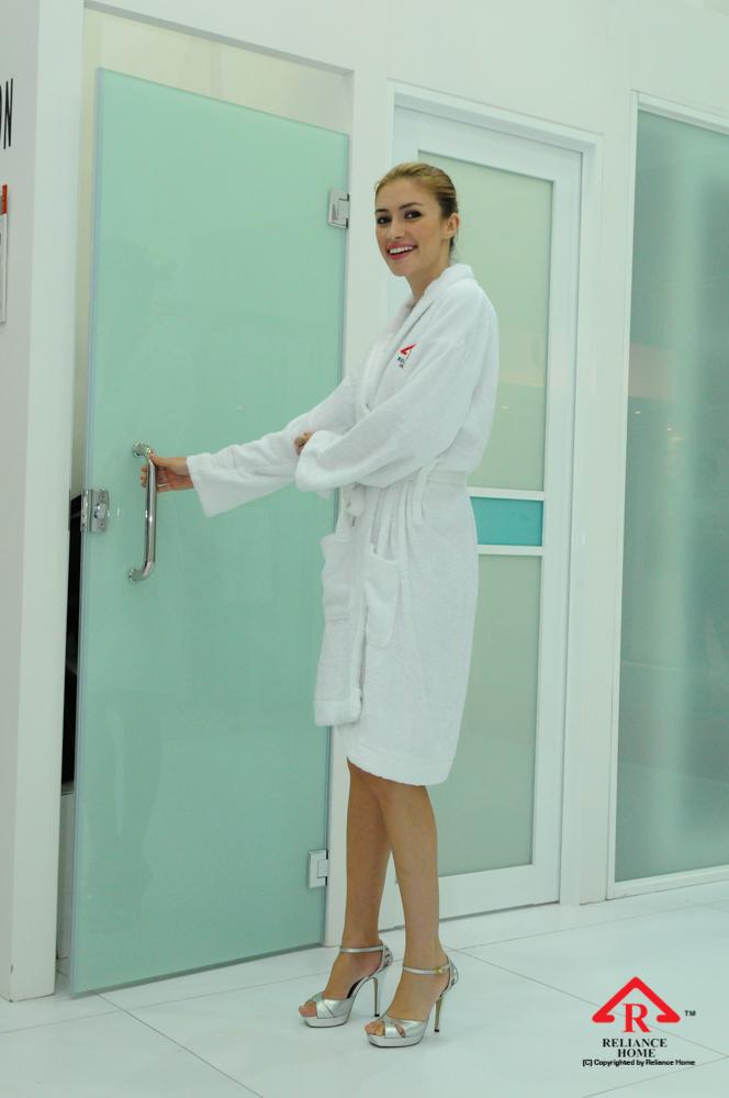 Reliance Home glass swing door-4