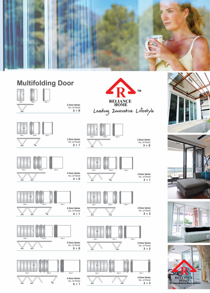 Reliance Home multifolding door-101