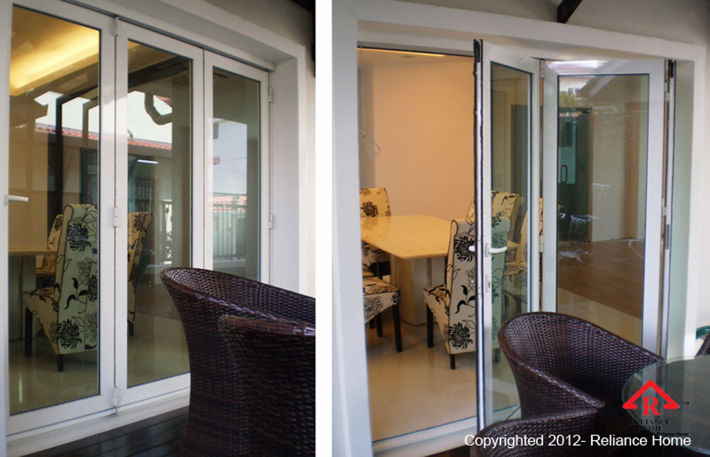 Reliance Home multifolding door-111