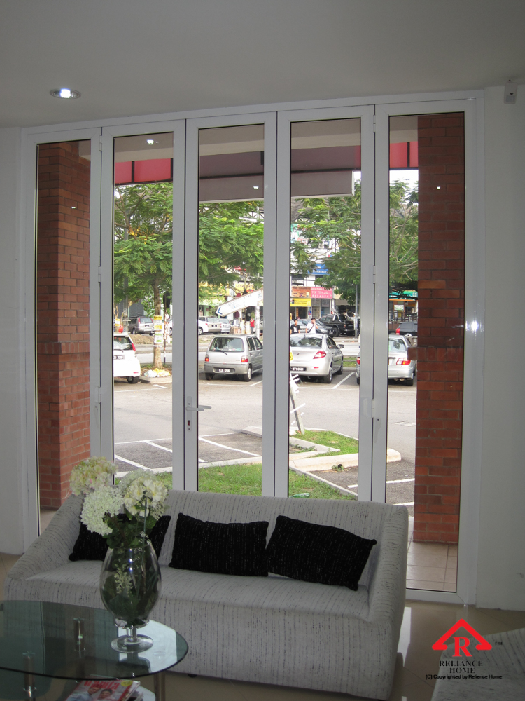 Reliance Home multifolding door-66