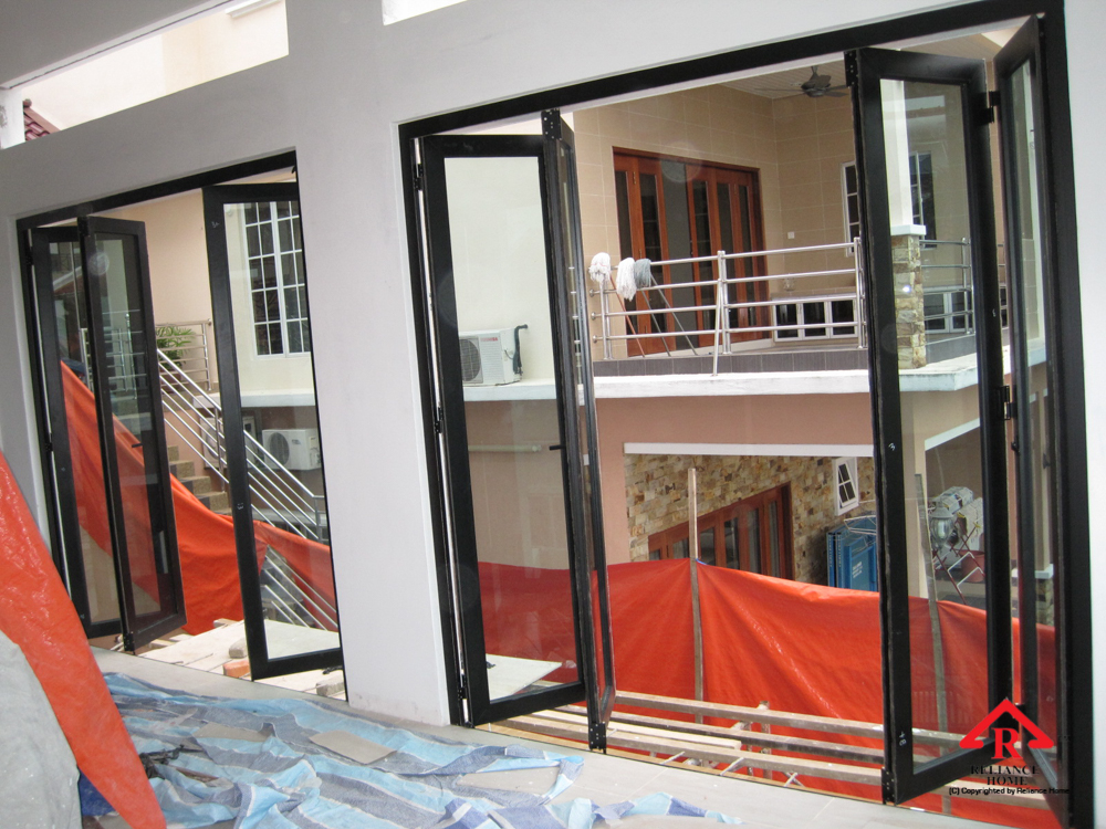 Reliance Home multifolding door-77