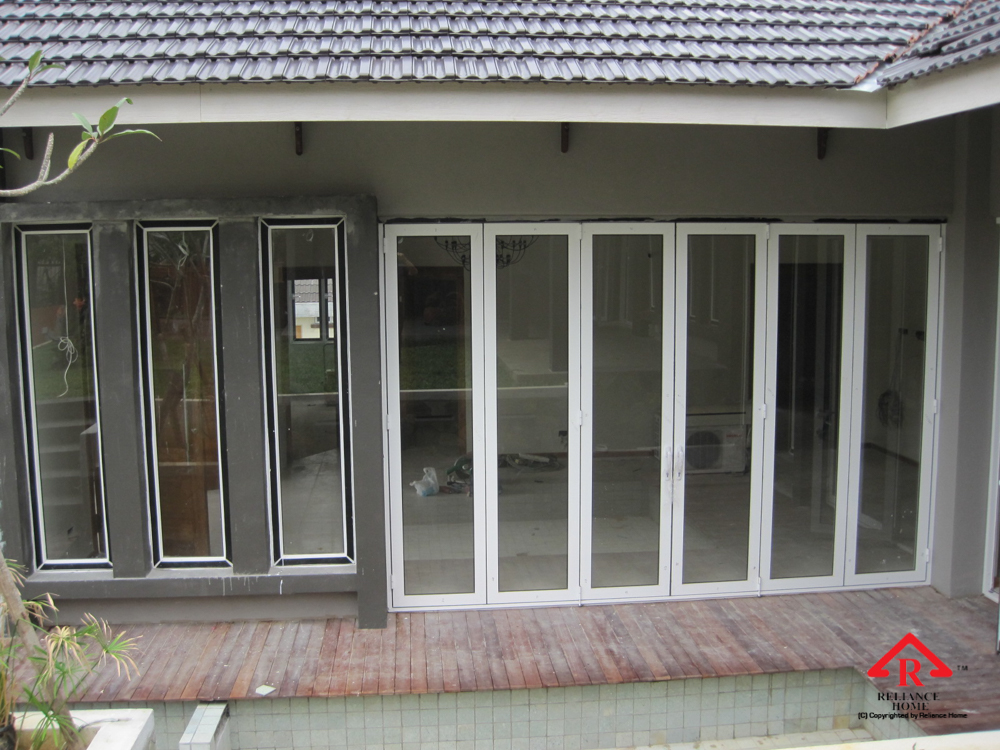 Reliance Home multifolding door-83
