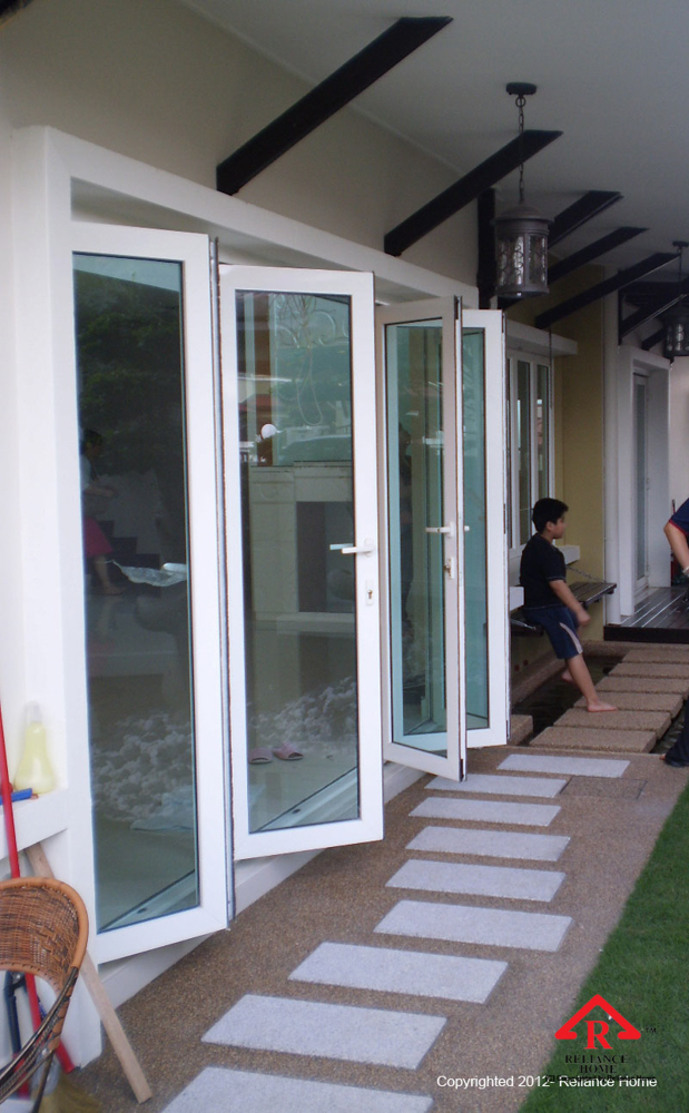 Reliance Home multifolding door-9
