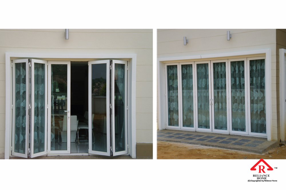 Reliance Home multifolding door-92