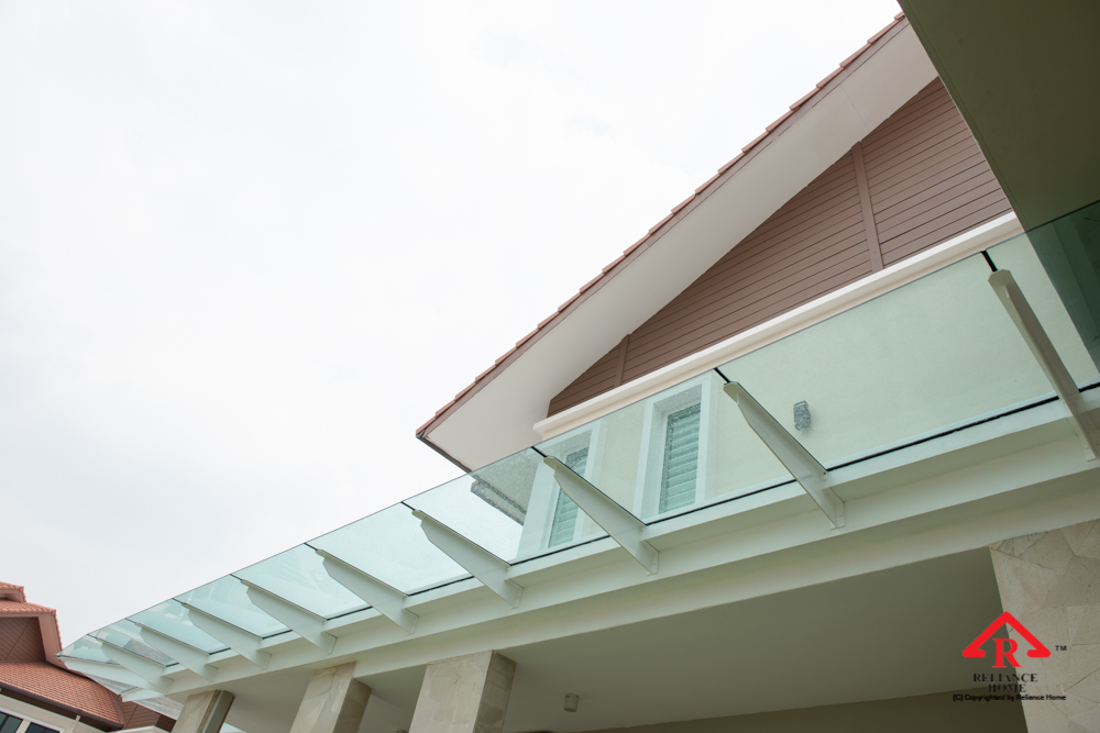 Reliance Home skylight T Bar type-13
