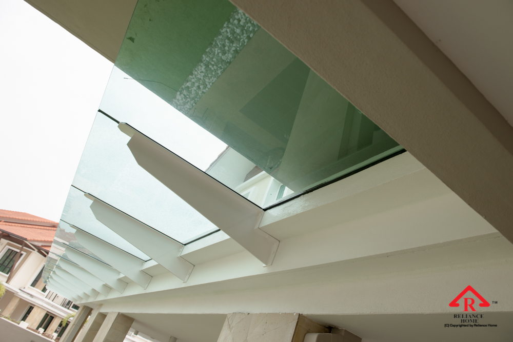 Reliance Home skylight T Bar type-14