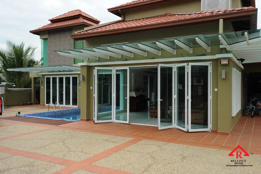 Reliance Home skylight T Bar type