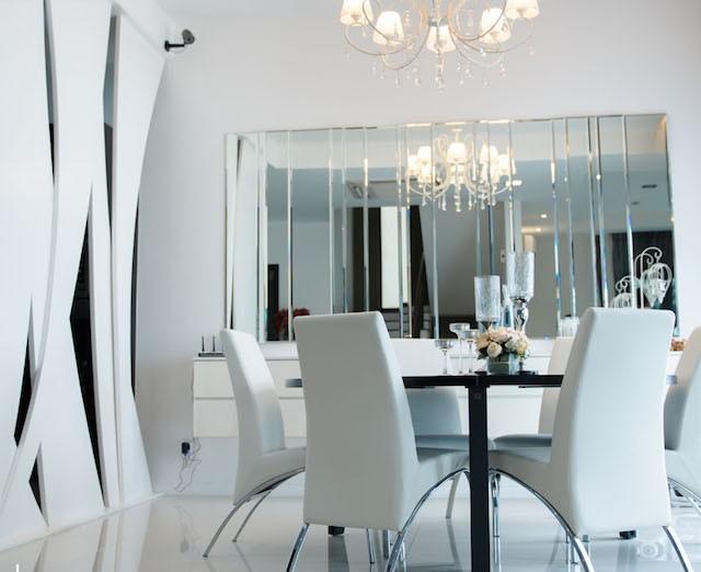 Mirror Panel Reliance Home