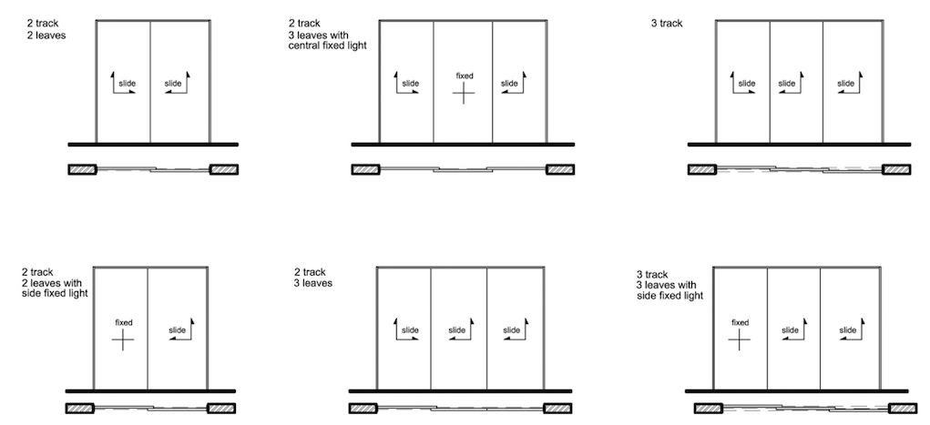sliding door application 1