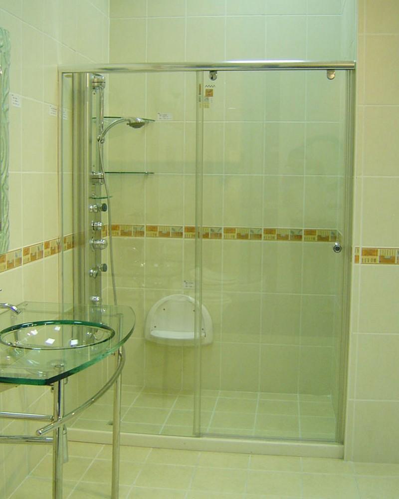 5018P-semi-frameless-shower-screen