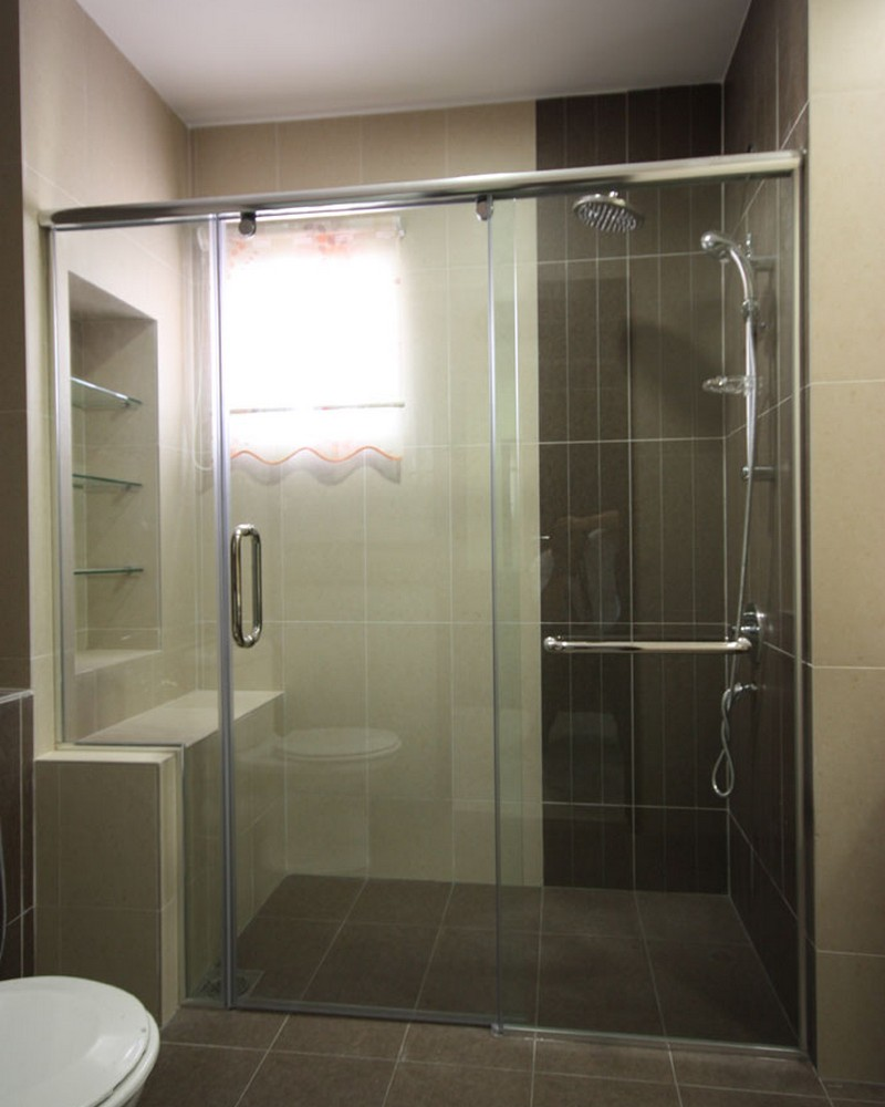 5018p-shower-screen-and-fix-panel
