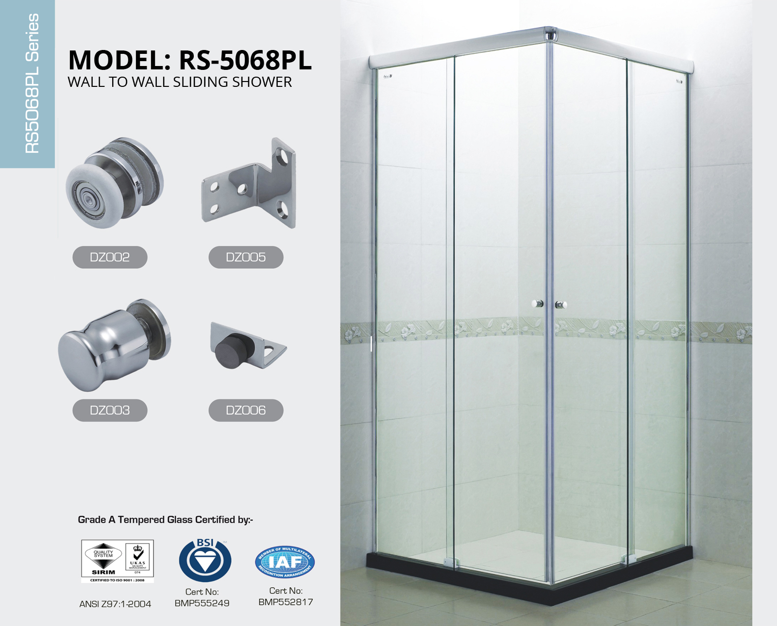 DESCRIPTION RS5068PL-1