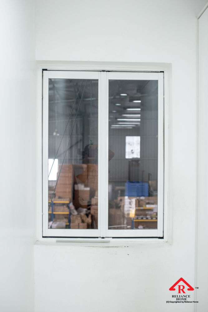 Reliance Home Aluminum folding window-12