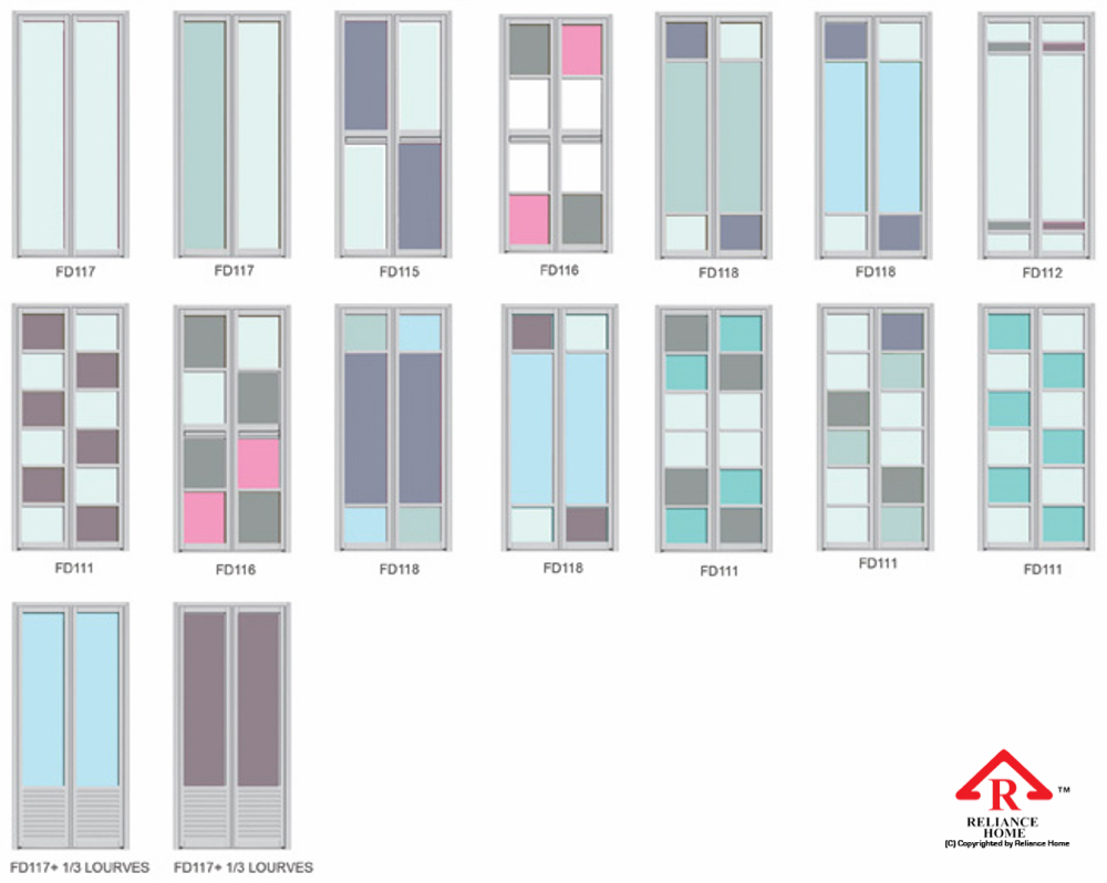 Reliance Home Bifold Door-36