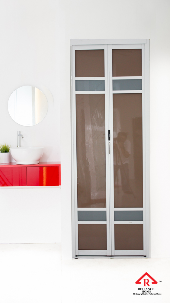 Reliance Home Bifold Door acrylic panel-5