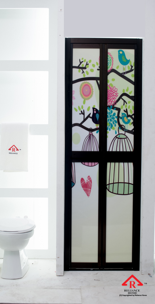 Reliance Home Bifold Door graphic picture fiberedglass_-11