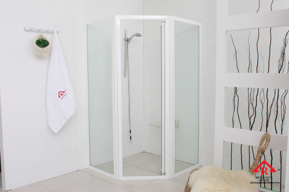Reliance Home RT111 shower screen-4