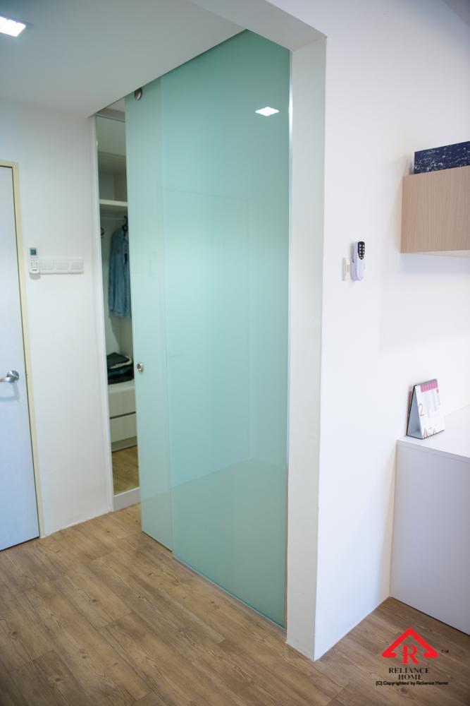 Reliance Home TG800 frameless sliding door-20