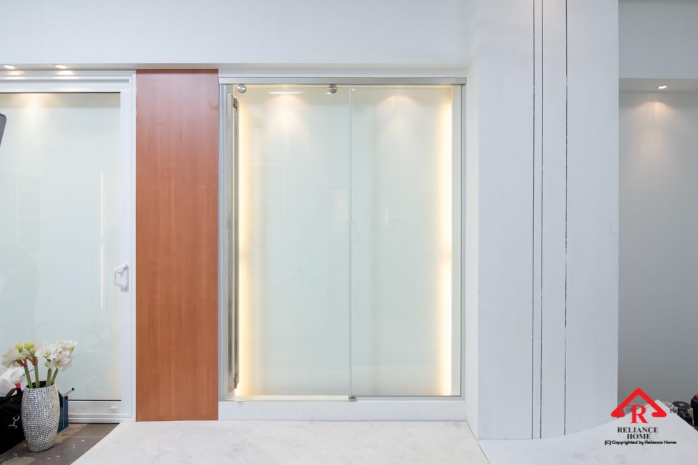 Reliance Home TG800 frameless sliding door-24