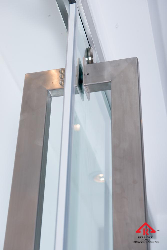 Reliance Home TG800 frameless sliding door-26