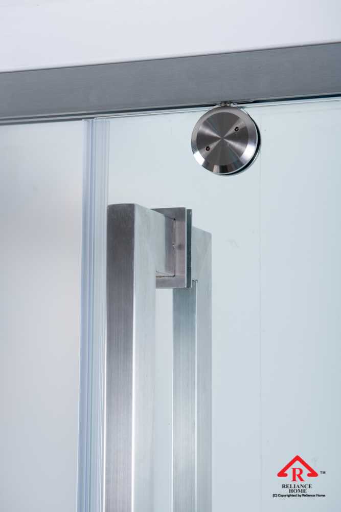 Reliance Home TG800 frameless sliding door-27