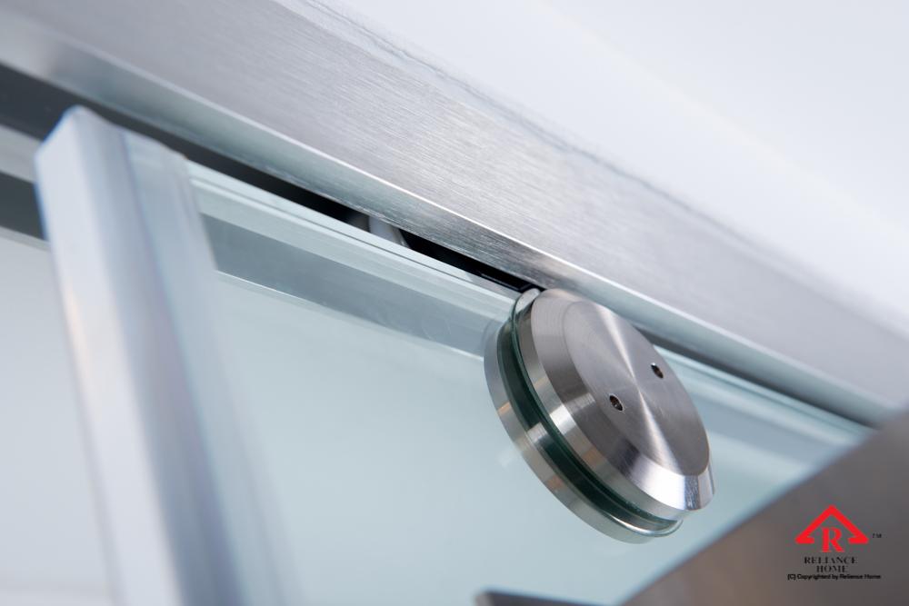 Reliance Home TG800 frameless sliding door-28