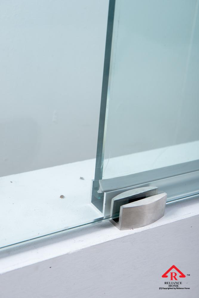 Reliance Home TG800 frameless sliding door-29