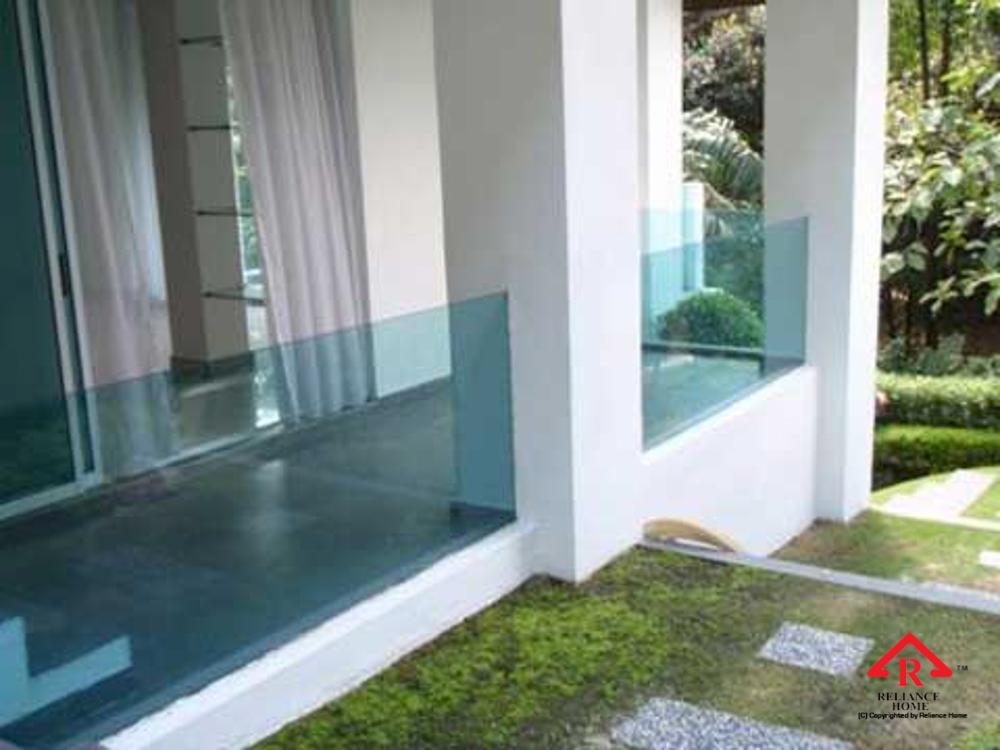 Reliance Home balcony glass U-channel type-87