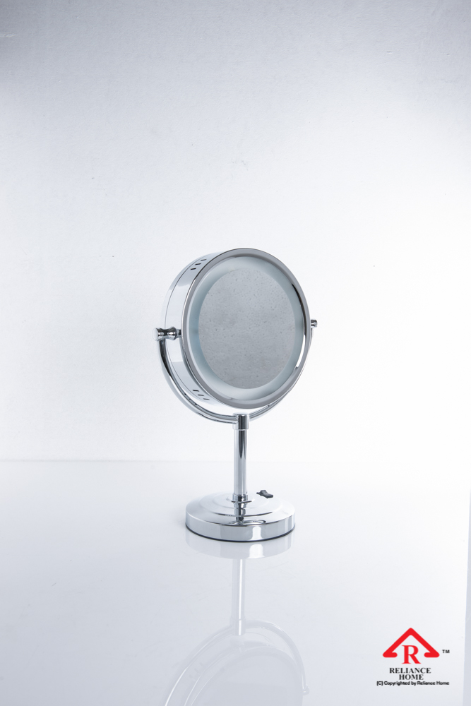 Reliance Home double sided standalone mirror