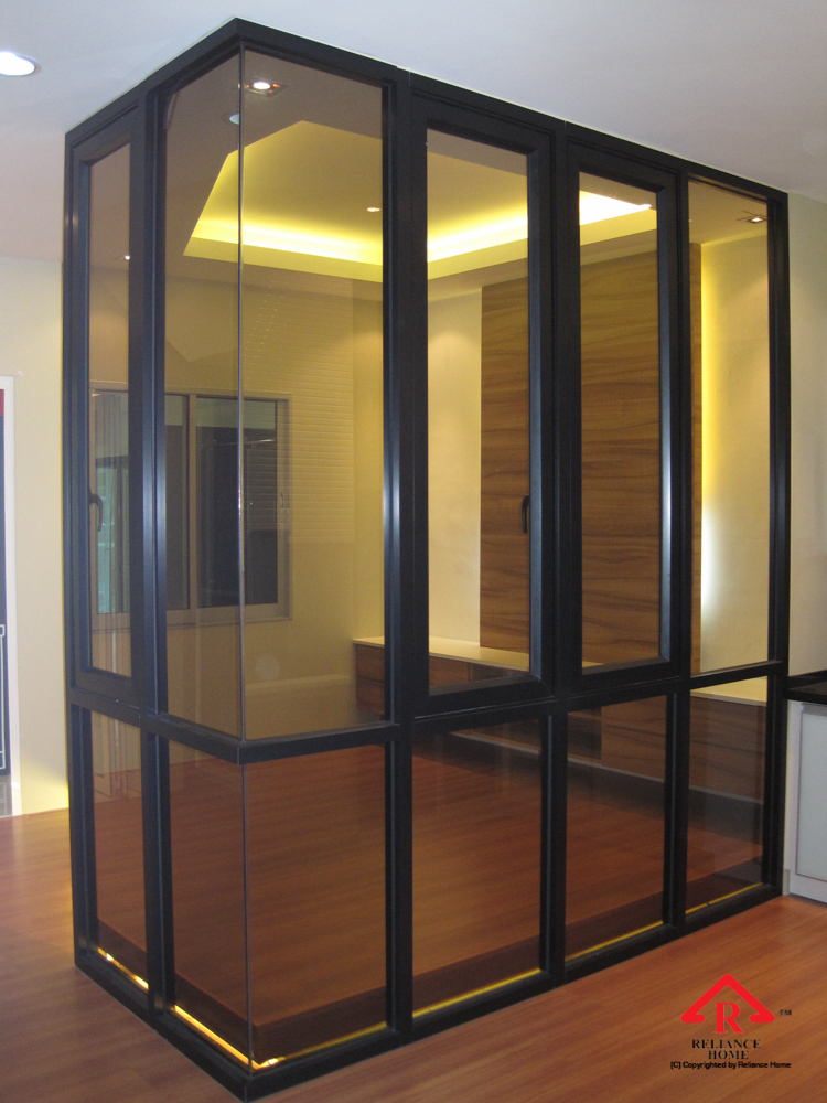 Reliance Home glass partition-11