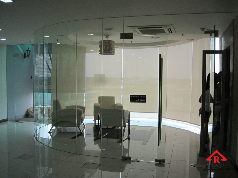 Reliance Home glass partition-14