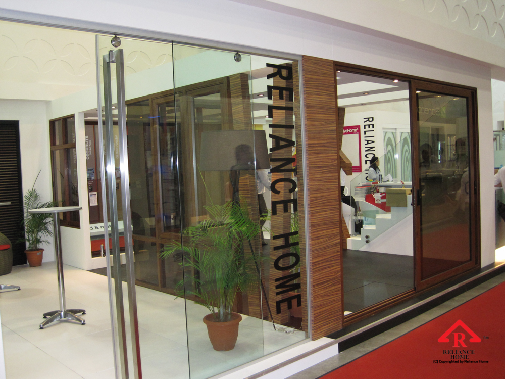 Reliance Home glass partition-16