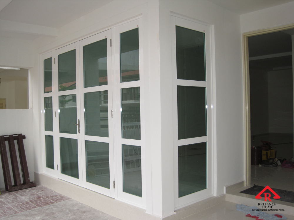 Reliance Home glass partition-21