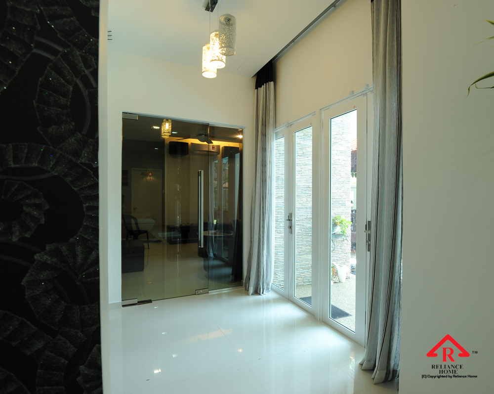 Reliance Home glass partition-27