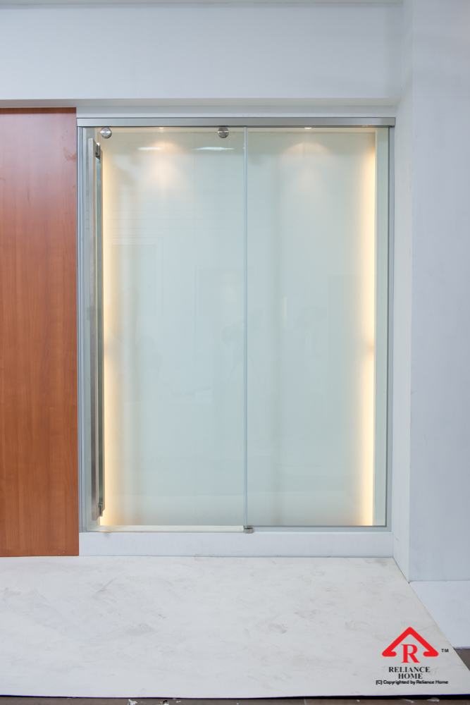 Reliance Home glass partition-32