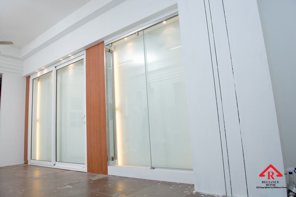 Reliance Home glass partition-41
